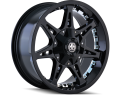 Mayhem Wheels MISSILE 8060 Black