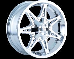 Mayhem Wheels MISSILE 8060 Chrome