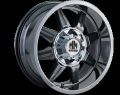 Mayhem Wheels MONSTIR 8100 Chrome