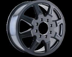 Mayhem Wheels MONSTIR 8101 Black Inner