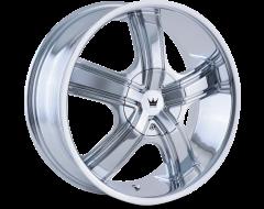 Mazzi Wheels BOOST 359 Chrome