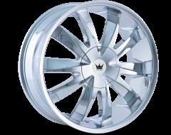 Mazzi Wheels EDGE 337 Chrome