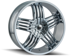 Mazzi Wheels ENTICE 368 Chrome