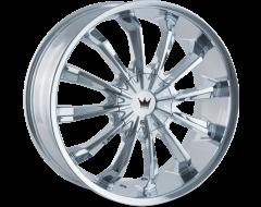 Mazzi Wheels FUSION 341 Chrome