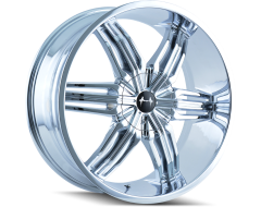 Mazzi Wheels FUSION 792 Chrome