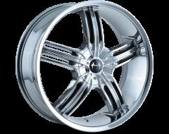 Mazzi Wheels GALAXY 365 Chrome