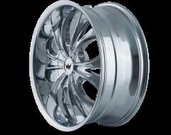 Mazzi Wheels HUSTLER 342 Chrome