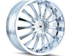 Mazzi Wheels HYPE 351 Chrome