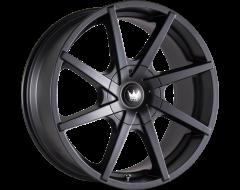 Mazzi Wheels KICKSTAND 369 Matte Black