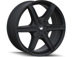 Mazzi Wheels STILTS Matte Black