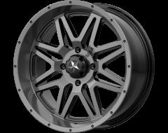 MSA Wheels M26 VIBE Dark Tint