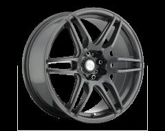 Niche Wheels M105 NR6 Matte Gunmetal