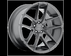 Niche Wheels M129 TARGA Matte Gunmetal