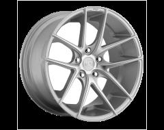 Niche Wheels M131 TARGA Gloss Silver Machined