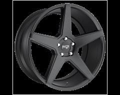 Niche Wheels M185 CARINI Matte Black
