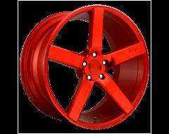 Niche Wheels M187 MILAN Candy Red