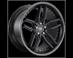 Niche Wheels M194 METHOS Gloss Black Matte Black