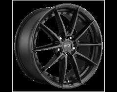 Niche Wheels M196 SECTOR Matte Black