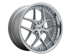 Niche Wheels M225 VICE Matte Silver