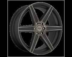 Niche Wheels M236 CARINA Matte Machined Double Dark Tint