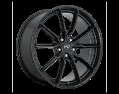 Niche Wheels M238 RAINIER Matte Black