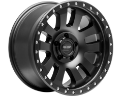 Pro Comp Series 46 Satin Black Powder Coated