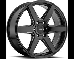 Raceline wheels 156B Surge Gloss Black