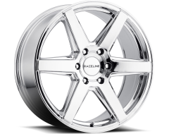 Raceline wheels 156C Surge Chrome Plated