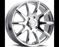 Raceline wheels 159C Spike Chrome Plated