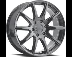 Raceline wheels 159G Spike Painted