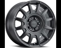 Raceline wheels 401B Aero Satin Black