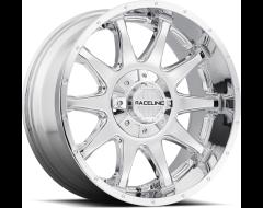 Raceline wheels 930C Shift Chrome Plated