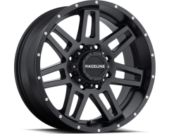 Raceline wheels 931B Injector Satin