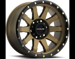 Raceline wheels 934BZ Clutch Bronze