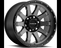 Raceline wheels 934G Clutch Satin Gunmetal