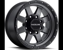 Raceline wheels 935G Defender Gunmetal