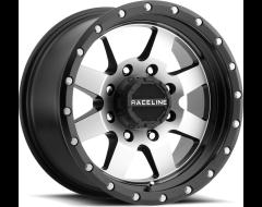 Raceline wheels 935M Defender Black