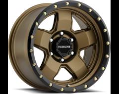 Raceline wheels 937BZ Combat Bronze