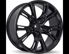 Replika Wheels R148B Gloss Black