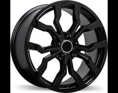 Replika Wheels R152A Gloss Black