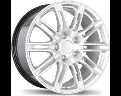 Replika Wheels R158 Hyper Silver