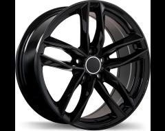 Replika Wheels R167 Gloss Black