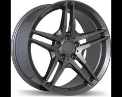 Replika Wheels R170 Gloss Gunmetal