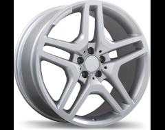 Replika Wheels R173A Gloss Silver