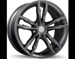 Replika Wheels R198 Gloss Gunmetal