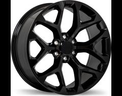 Replika Wheels R203 Gloss Black