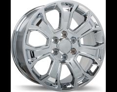 Replika Wheels R204 Chrome