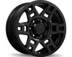 Replika Wheels R213 Satin Black