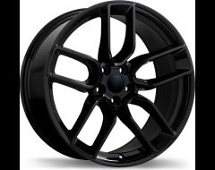 Replika Wheels R216 Gloss Black