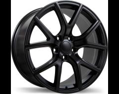 Replika Wheels R217 Satin Black